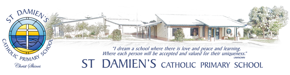 St Damiens Catholic Primary School
